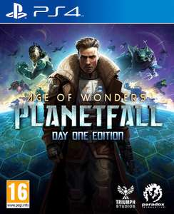 Age of Wonders Planetfall Day One Edition (PS4) £12.95 delivered @ The Game Collection