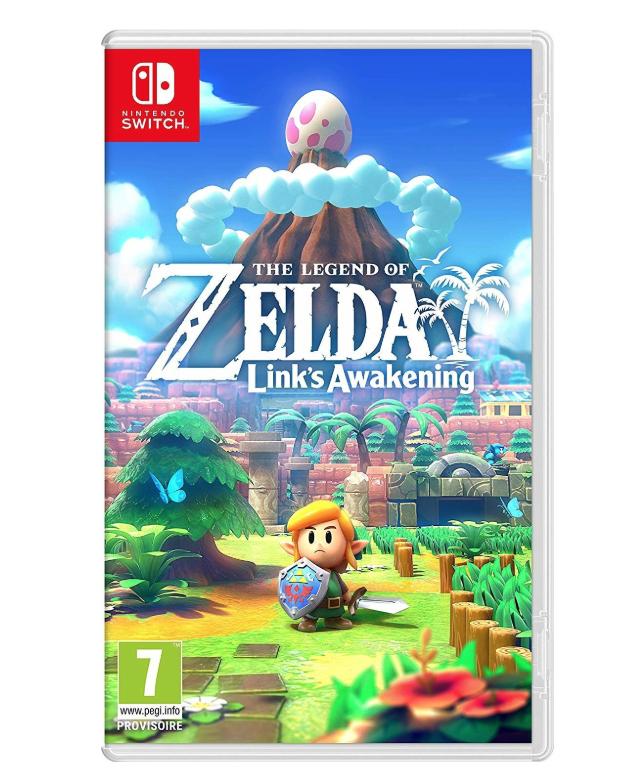 Zelda Links Awakening for Nintendo switch £14.81 music magpie ebay