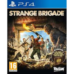 Strange Brigade on PS4/Xbox One for £5.95 Delivered @ The Game Collection