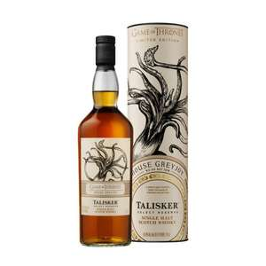 Talisker Whisky Game Of Thrones Pre Order £28.80 @ Loch Fyne Whiskies + FREE Delivery