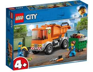 Various Lego deals in B&M Hitchin e.g LEGO City - Garbage Truck (60220) £10