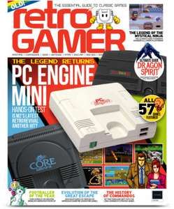 Retro Gamer Magazine 3 Months Plus Gamer Gift Bundle - £12.50 @ My Favourite Magazine
