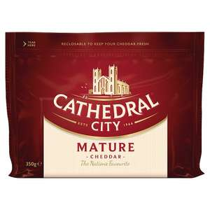 Cathedral City Cheddar - 90p instore @ Makro Leeds