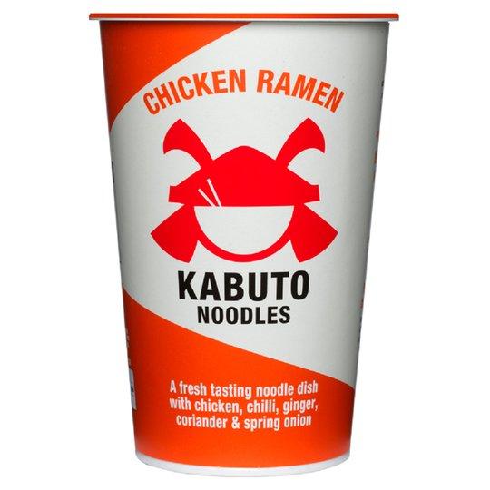 Kabuto noodles 59p or 2 for £1.00 @ Heron Humberside