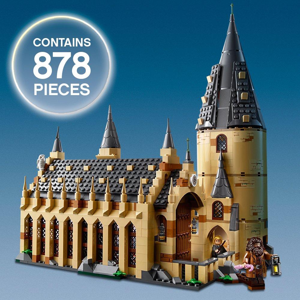 LEGO Harry Potter Hogwarts Great Hall Toy - 75954 - £72 @ Argos