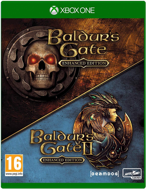 Baldur's Gate Enhanced Edition (Xbox One) - £15.85 delivered @ Base