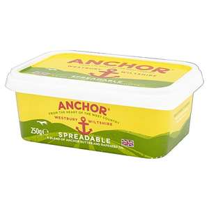2 x 250g Anchor Spreadable £2 instore @ Heron Foods, Abbey Hulton