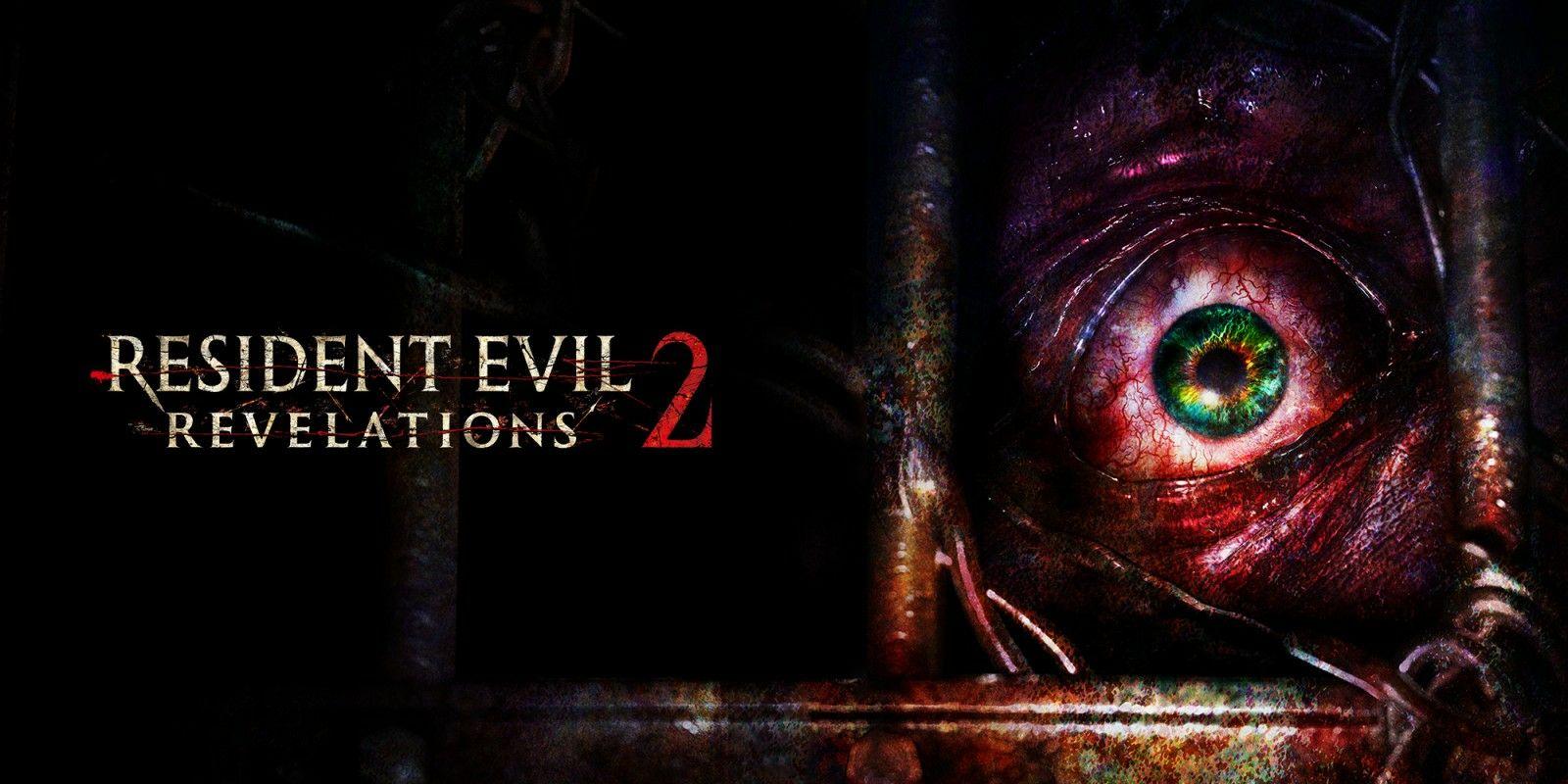 Resident Evil Revelations 2 Nintendo Switch £7.99 at Nintendo Shop