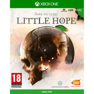The Dark Pictures Anthology: Little Hope £23.95 Xbox One and PS4 (pre-order) delivered at The Game Collection