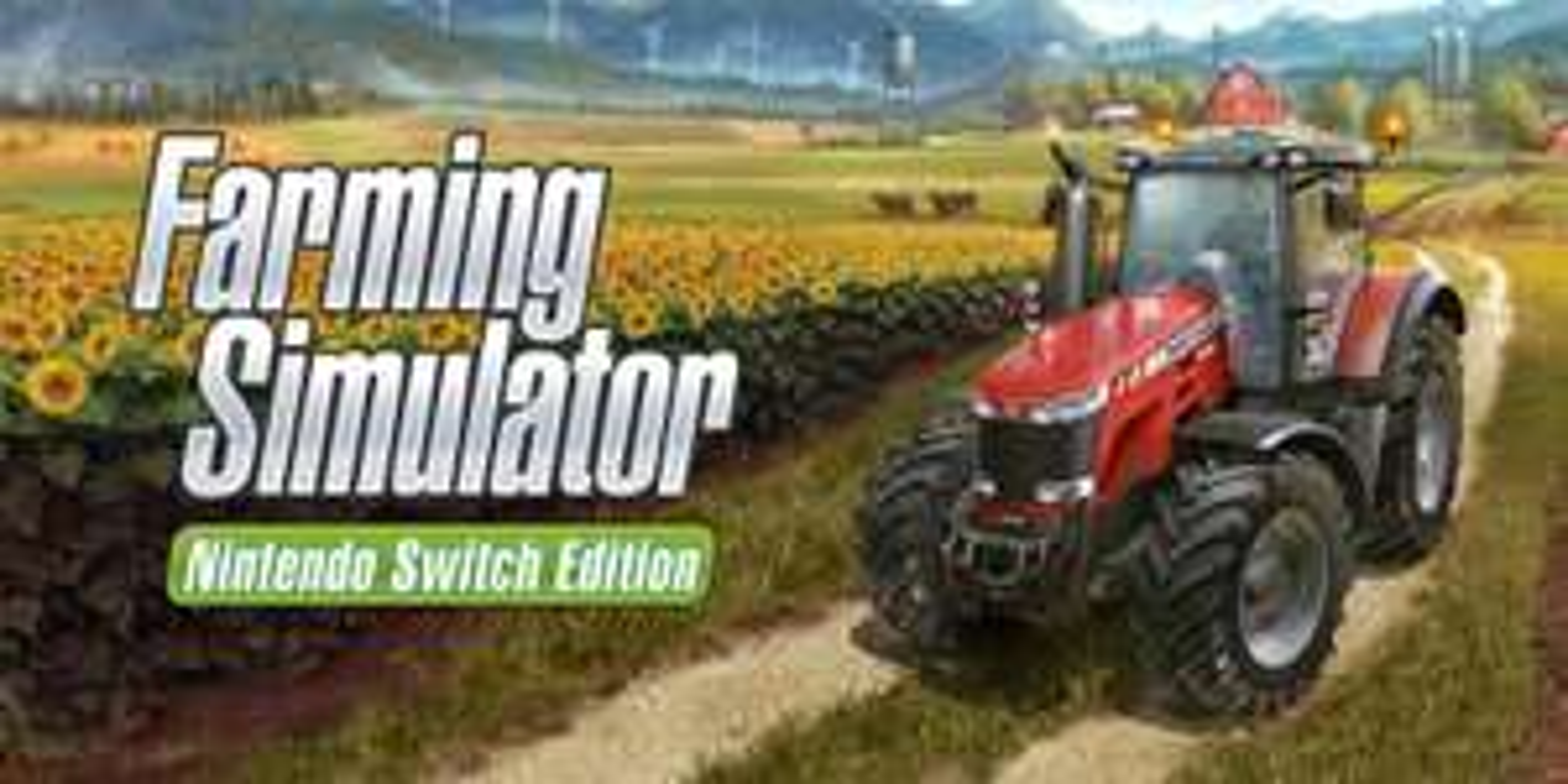 Farming Simulator Nintendo Switch Edition £12.99 at Nintendo Shop