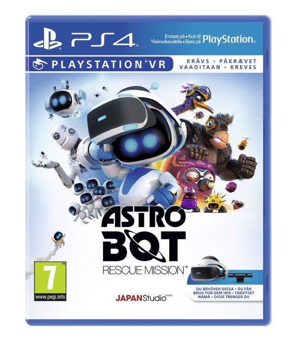 [PSVR/PS4] Astro Bot Rescue Mission for £12.95/Blood & Truth for £13.50 Delivered @ Coolshop
