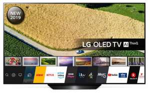 LG Electronics OLED65B9PLA 65-Inch UHD 4K HDR Smart OLED TV £1499.89 Delivered an extra £100 off now (membership required) @ Costco