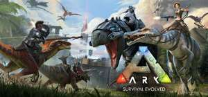 ARK: Survival Evolved, Play for free @ Steam Store