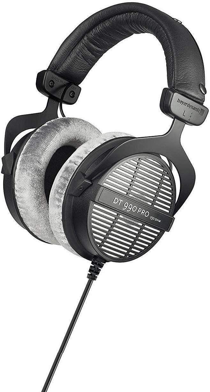Beyerdynamic DT 990 PRO Studio Headphones - 250 Ohm - £89 @ Amazon