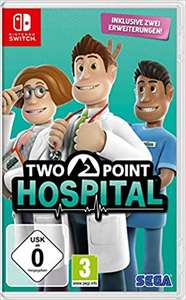 Two Point Hospital Nintendo Switch - £29.54 @ Amazon