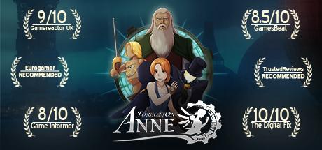 Forgotton Anne Game [PC Download] £6.19 @ Steam