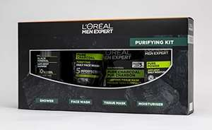 L'Oreal Men Expert Valentines Gift for Him £4.99 + £4.49 NP @ Amazon