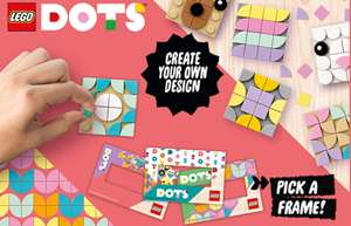 Free LEGO Dots event (POSTPONDED DUE TO CORONAVIRUS) @ Smyths