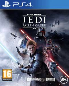 Star Wars Jedi Fallen Order (PS4) (Used) £21.18 with code @ Musicmagpie via eBay