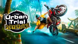 Urban Trials Playground (Switch) £2.20 @ Nintendo eShop US