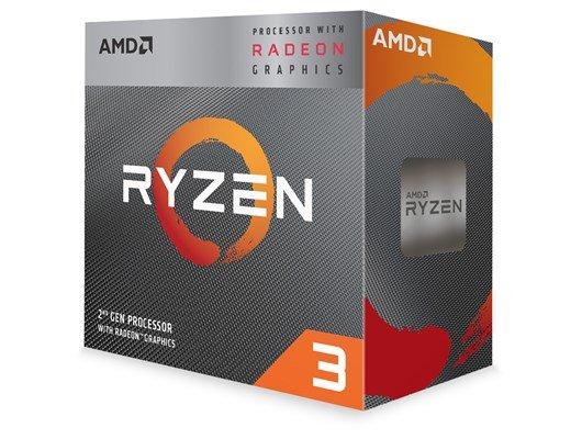 AMD Ryzen 3 3200G 3.6GHz 4 Core (Socket AM4) CPU £76.08 @ CCL