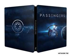 Passengers (3D Edition Steelbook) [Blu-ray]for £4.99 Delivered @ Zoom