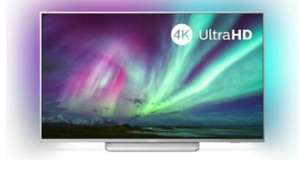 Philips Ambilight 8000 series 65 inch 4K HDR TV. 65PUS8204 (Latest 2020 model) @ Currys / Ebay