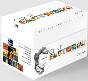 Clint Eastwood: Eight Movie Collection Box Set [Blu-ray] - £11.99 Delivered @ Zoom/eBay