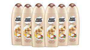 Right Guard Women Shower Cream and Oil with Cacao Butter Scent / Pink Jasmine Shower Gel 250 ml Pack of 6 £7 (+£4.49 np) / £6.65 S&S Amazon