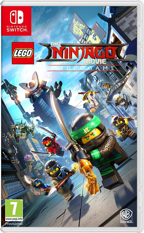 The LEGO Ninjago Movie Videogame Switch - £16.99 at Base.com