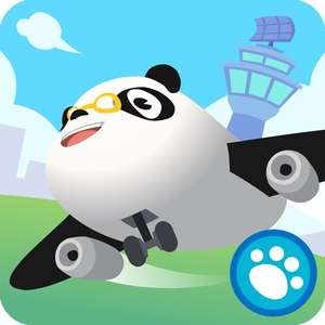 Dr. Panda Airport Free on iOS and Android