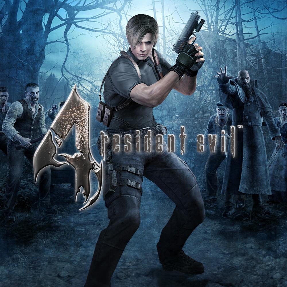 Resident Evil 4 Nintendo Switch E-Shop - £19.79