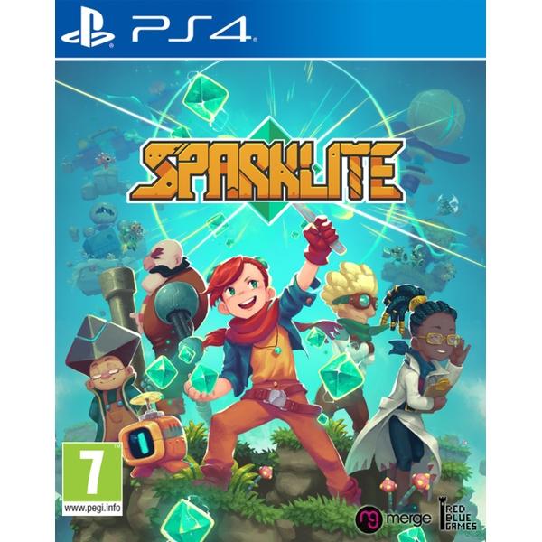 Sparklite (PS4) £14.49 Delivered @ 365games
