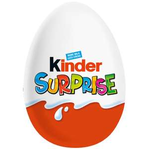 Kinder Eggs - £1.50 for 3 instore @ Co-Operative