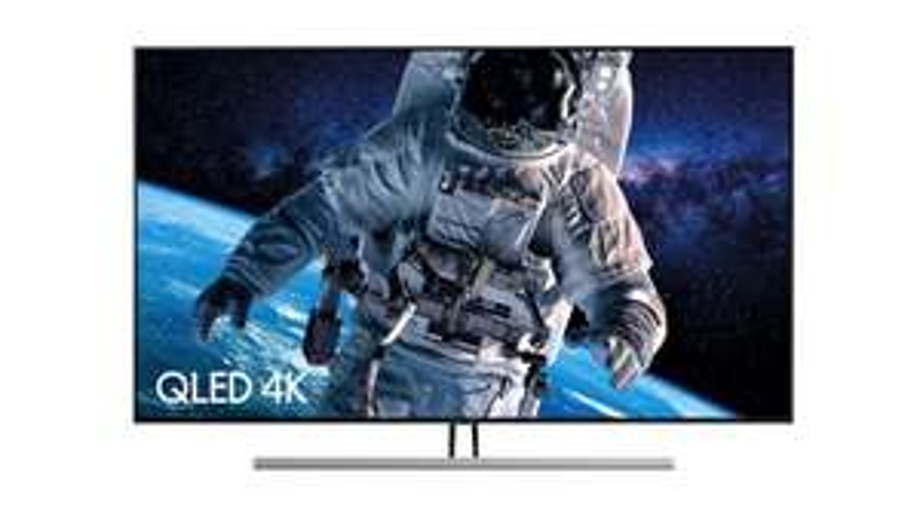 "Samsung QE55Q85R (2019) QLED HDR 1500 4K Ultra HD Smart TV, 55"" with TVPlus/Freesat HD & Apple TV App, Free 5 Year Guarantee £1199 @ Currys"