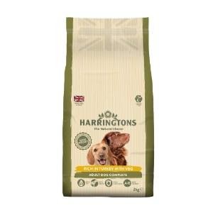 Harrington's Adult dry dog food 15kg - £21 C&C @ Pets at Home
