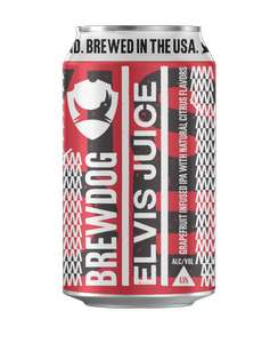 Brewdog Elvis Juice - 4 x 330ml cans - £3.50 at Sainsbury's Great Yarmouth