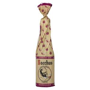 Bacchus Framboise Raspberry Beer - £1.25 from £2.50 - Sainsbury's Great Yarmouth