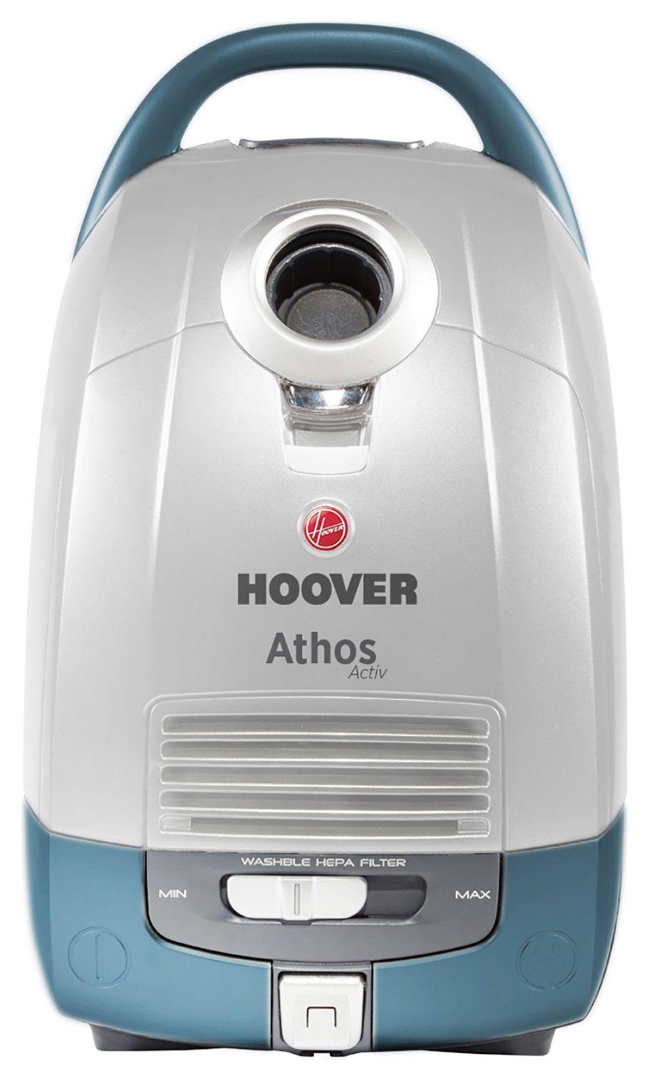 Hoover Athos Activ Cordless Cylinder Vacuum cleaner. Atc18li - £39.99 @ Argos eBay