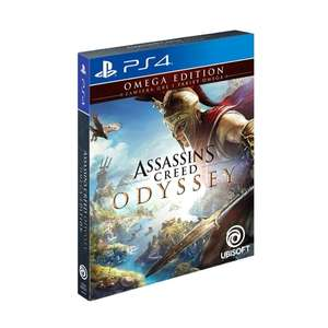 Assassins Creed Odyssey Omega Edition (PS4) £16.32 (Preowned) Delivered @ 365games