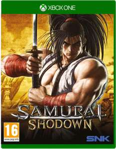 Samurai Shodown (Xbox One) - £12.85 delivered @ Base