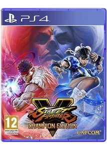 Street Fighter V Champion Edition (PS4) for £18.85 @ Base