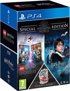 Wizarding World Special Edition Pack (PS4) - £15.78 (Prime) £18.77 (Non Prime) @ Amazon