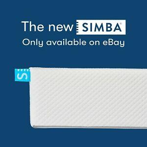 Simba Comfort Mattress   Foam Rolled Mattress - Single Free Delivery £215.20 @ simbasleep Ebay