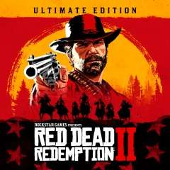 PS4 RDR 2 Ultimate edition -66% PSN - £29.99