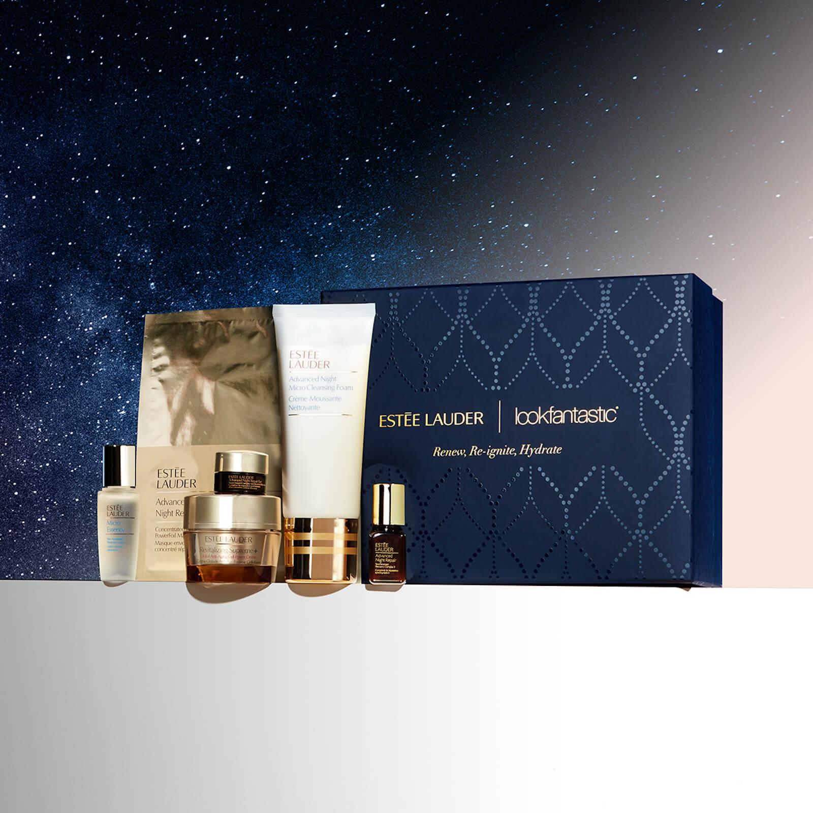 Estée Lauder Limited Edition Beauty Box £49, includes Revitalizing Supreme Crème 30ml, Advanced Night Cleanser 100ml etc @ Look Fantastic