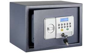 Digital safe with LCD display - £40 + free Click and Collect @ Argos