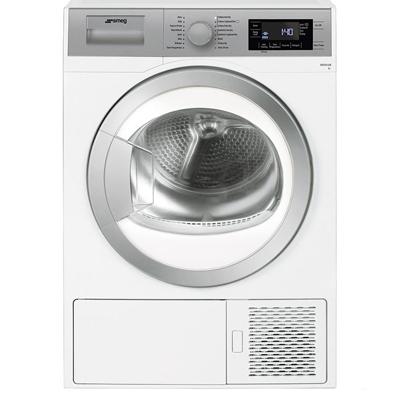 Smeg DHT81LUK White 8KG Heat Pump Condenser Tumble Dryer With 5 Year Warranty - £374 Using Code @ eBay / cramptonandmoore