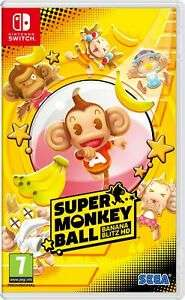 Super Monkey Ball Banana Blitz HD (Switch) £19.99 Delivered @ Boss Deals via eBay