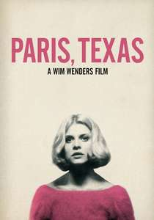 Paris Texas - HD Streaming to Own £2.50 @ Chili